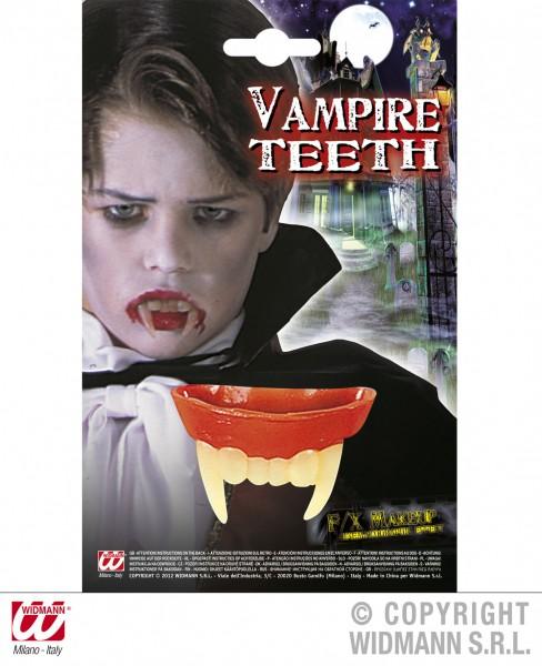 Vampir Zähne für Kinder