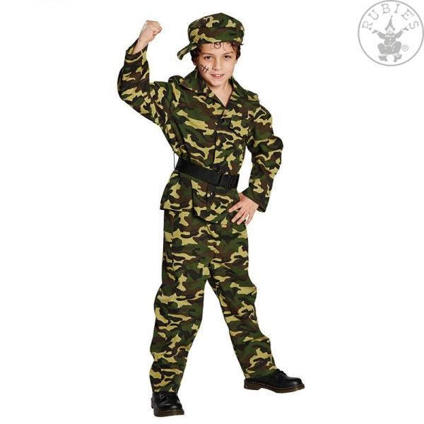 Soldaten Anzug Größe 164