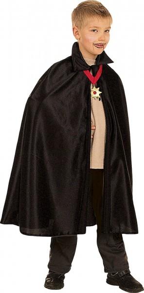Dracula Umhang schwarz