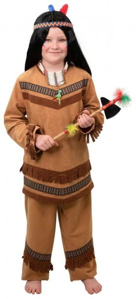 Indianer Kostüm Größe 128