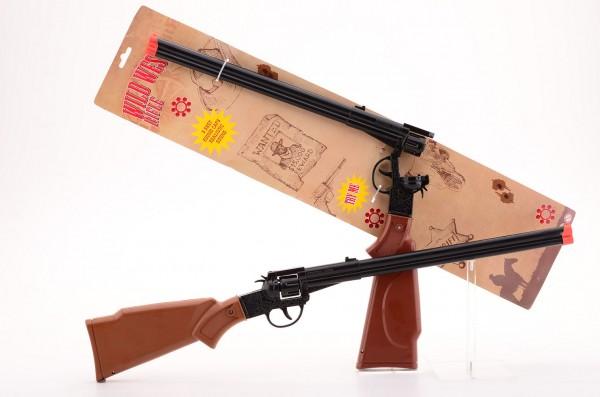 Wild-West Gewehr 8 Schuß