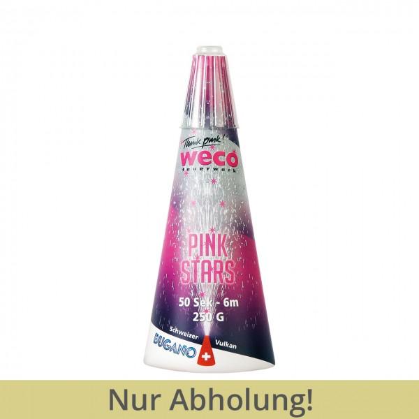 Schweizer Vulkan Pink Star