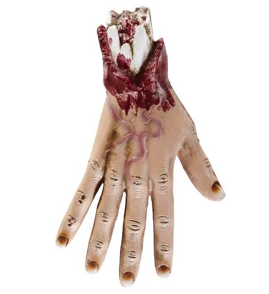 Abgetrennte Hand ca. 25cm