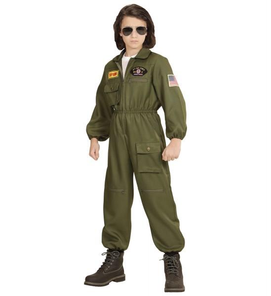 Kampfjet Piloten Overall Größe 158