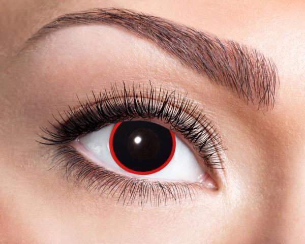 """Kontaktlinsen Motiv """"Hellraiser"""" 12 Monate"""