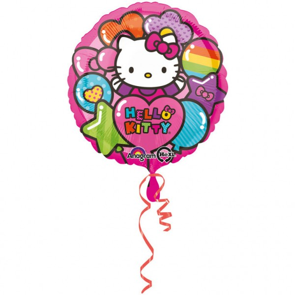 Hello Kitty Luftballon