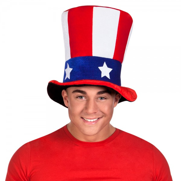 """""""Uncle Sam"""" Zylinder Hut"""