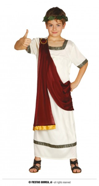 Römer Kostüm für 10-12 Jahre
