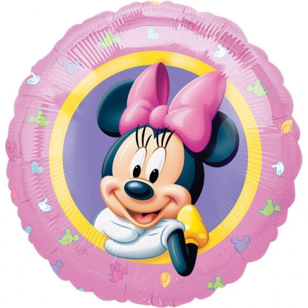 Süßer Minnie Mouse Ballon