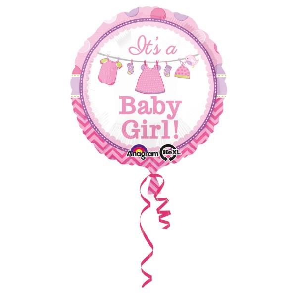 """""""It´s a Baby Girl"""" Ballon"""
