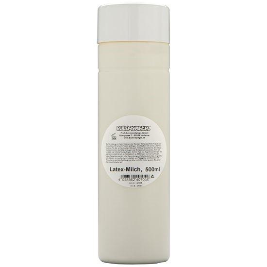 Latex-Milch 500ml Flasche