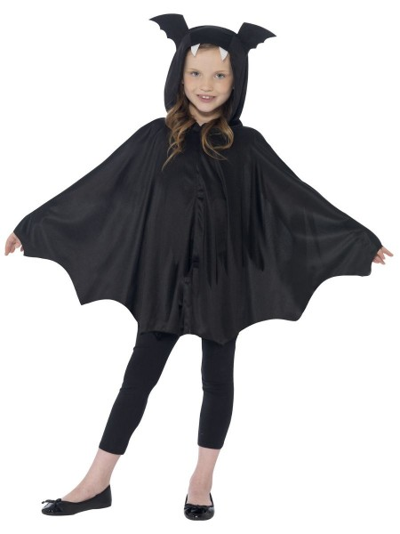 Fledermaus Cape für Kinder M/L