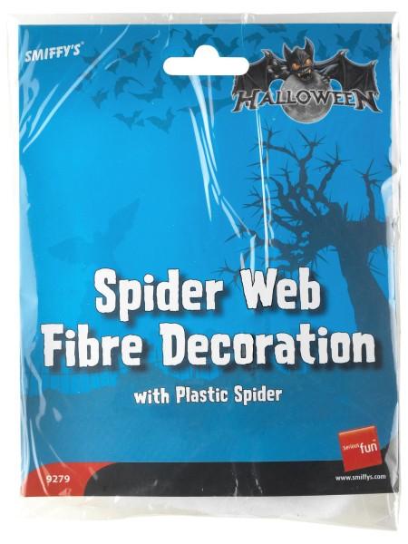 Spinnwebe Dekoration ca.18gr Packung