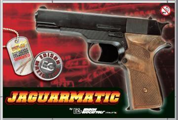Jaguarmatic Pistole 13 SCHUSS