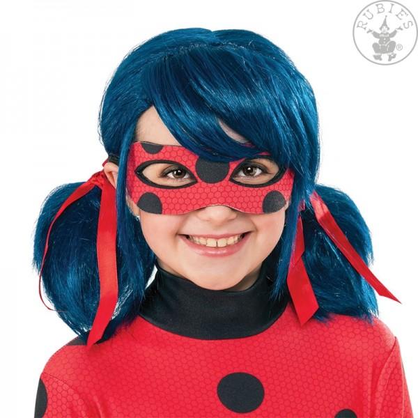 Miraculous Ladybug Perücke für Kinder