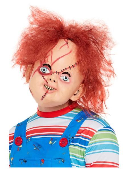 CHUCKY Maske Latex