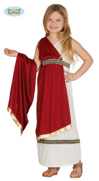 Römerin Kleid für 7-9 Jahre