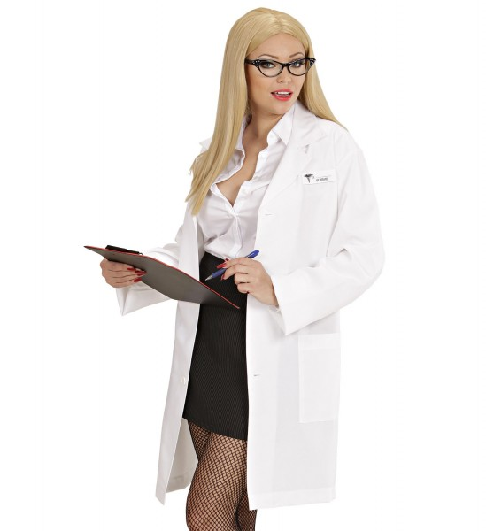 Doktor Mantel weiss SMALL