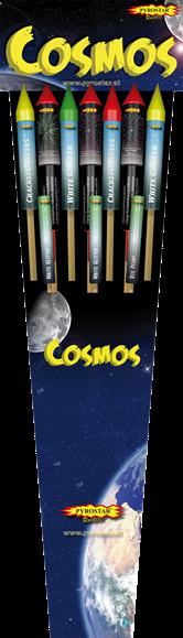 Cosmos Raketensortiment 10tlg