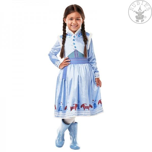 ANNA Deluxe Kleid Größe 128
