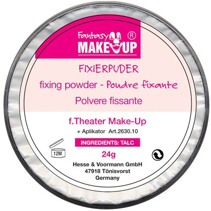 Fixier Puder Set für Theater Make Up