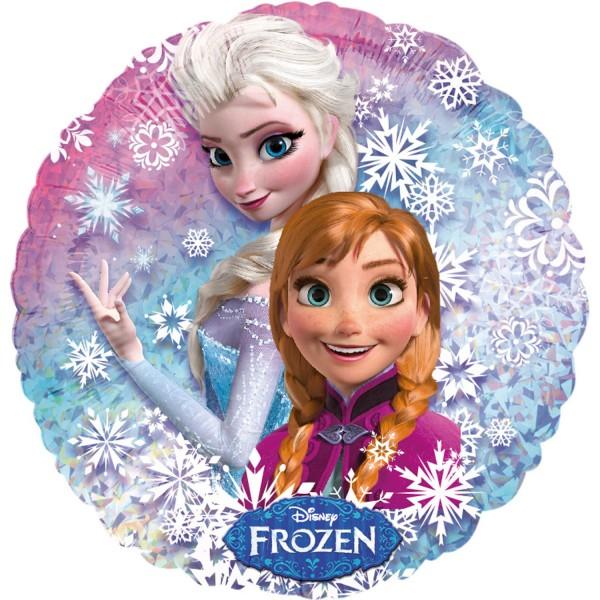 Anne und Elsa Folienballon