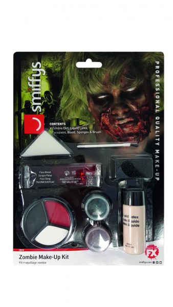 Make Up Set Dirty-Zombie