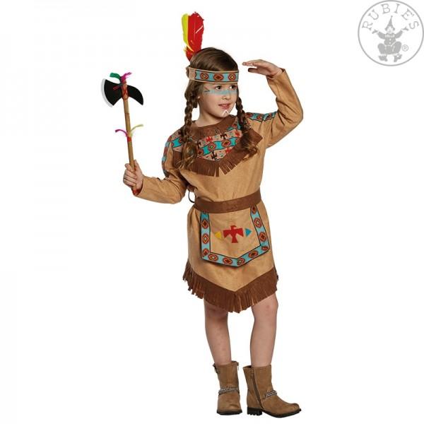 Indianer Kleid Größe 104