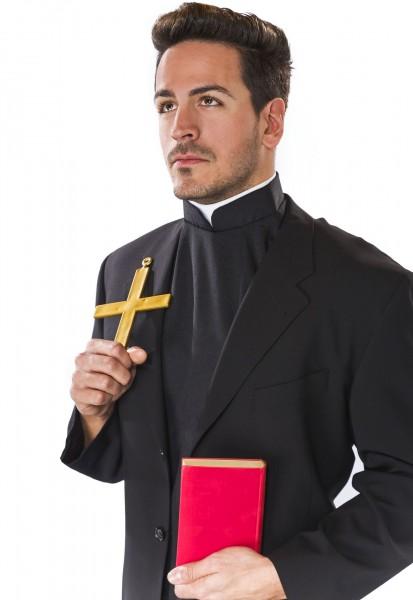 Priesterkragen mit Brustteil