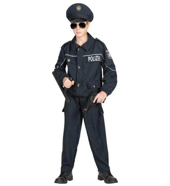 Polizei Kostüm Größe 104