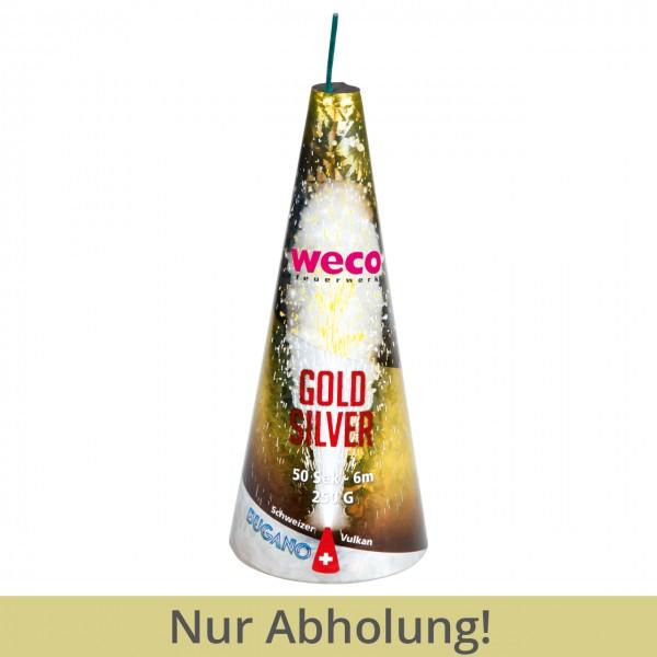 Schweizer Vulkan Gold-Silver