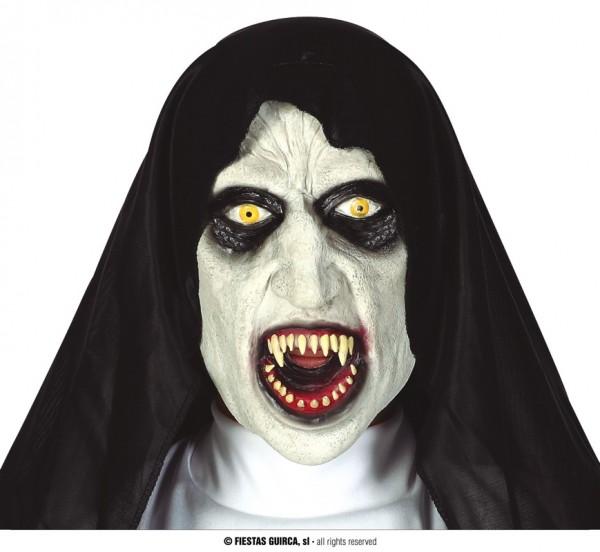 Horror Maske Nonne