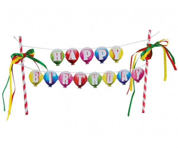 Kuchendeko Happy Birthday