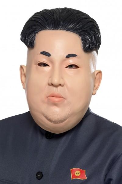 Diktator Kim Maske