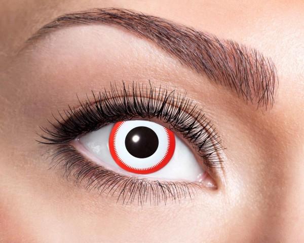 Kontaktlinsen Saw Motiv 3 Monate
