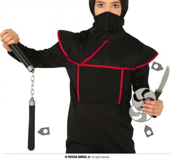 Ninja Waffen Set 4teilige