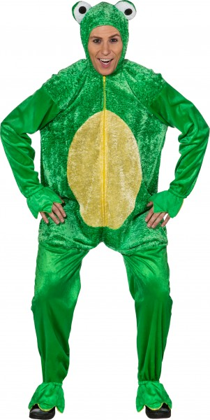 Frosch Overall Größe 48-52