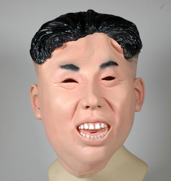 Nordkoreanische Präsidenten Maske