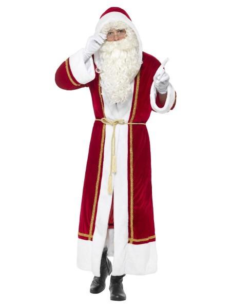 Weihnachtsmann Mantel L/XL
