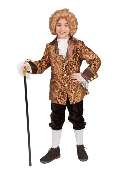 Barock Kostüm für Jungs Gr.140