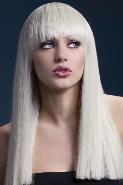 Alexia blond Perücke Premium Qualität