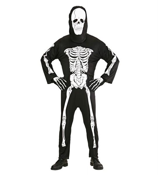 Skelett Overall MEDIUM für Erwachsene