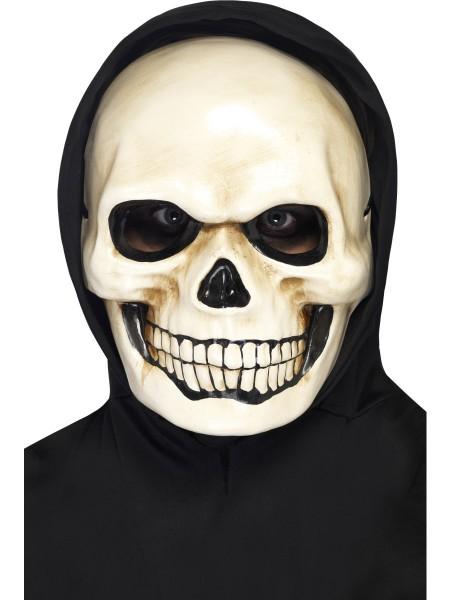 Totenkopf Halbmaske