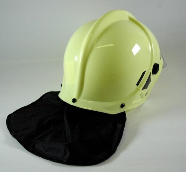 Kinder Profi Feuerwehr Helm gelb ohne Beklebung