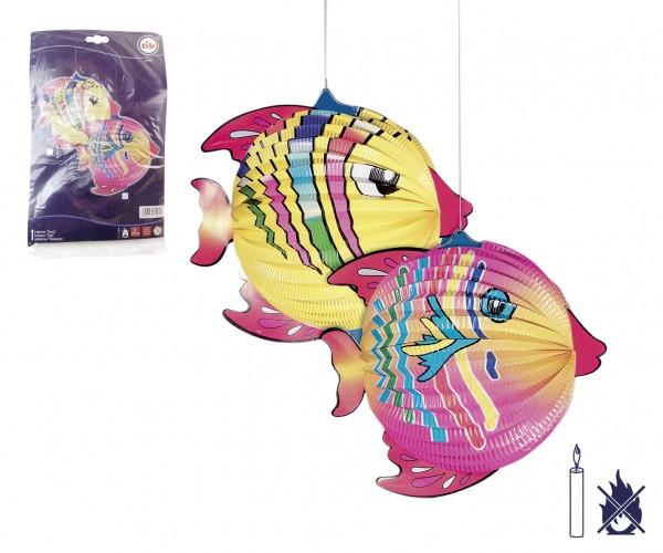 Lampion Fisch Motiv