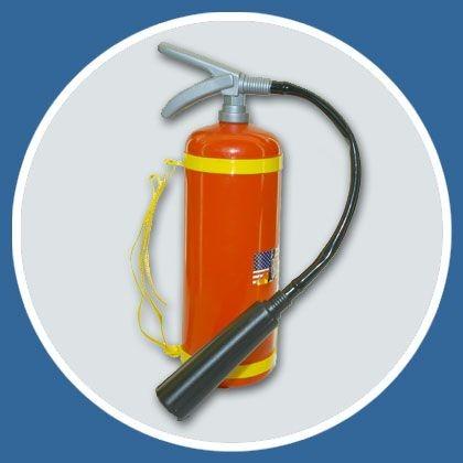 Feuerlöscher ohne Funktion
