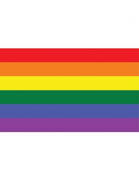 Regenbogen Fahne 90x150cm