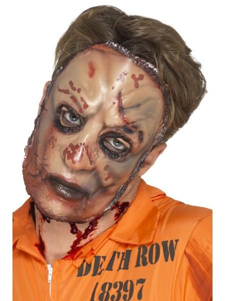 Zombie Flesh 1/2 Maske