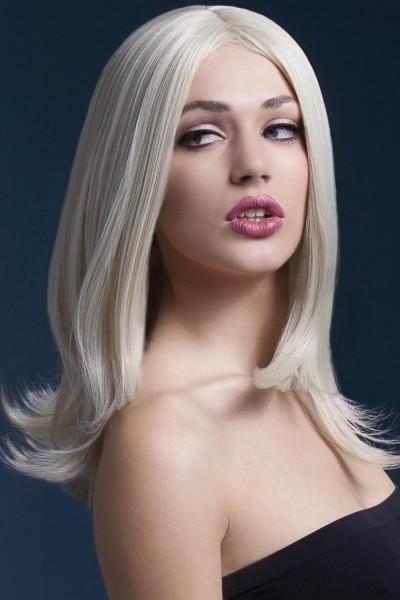 Sophia Langhaar Perücke blond Premium Qualität