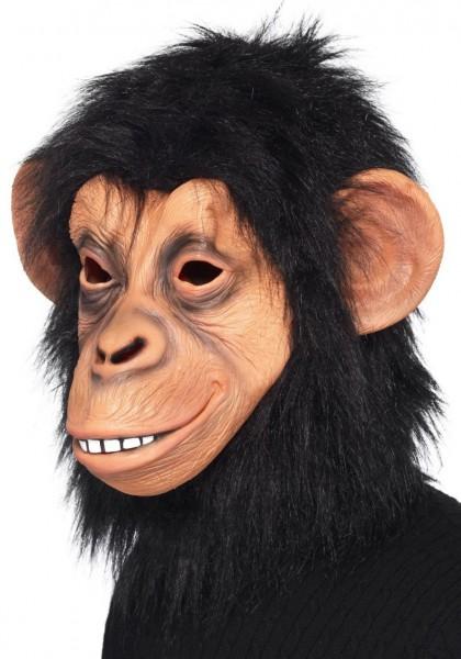 Schimpansen Maske Affe